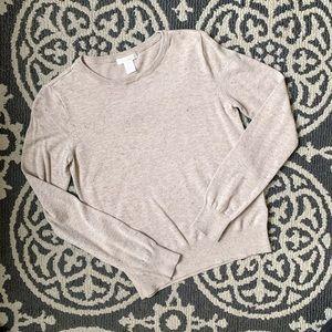 Confetti Cream Sweater